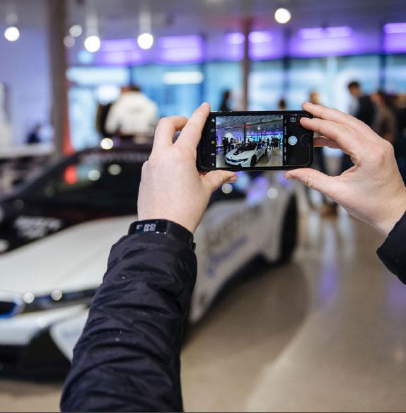 BMW Handy Smartphone